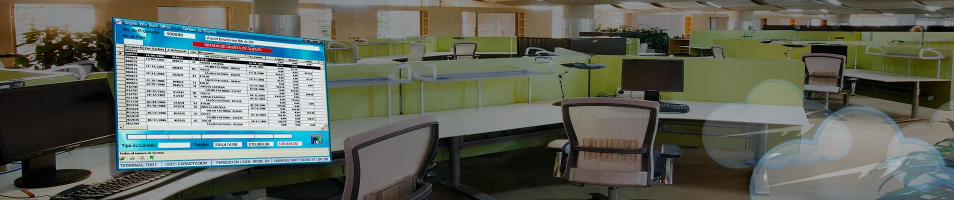 ArponWin Back Office